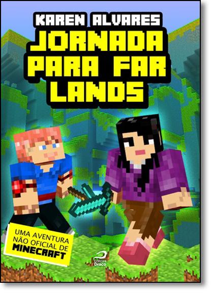 Jornada Para Far Lands, livro de Karen Alvares