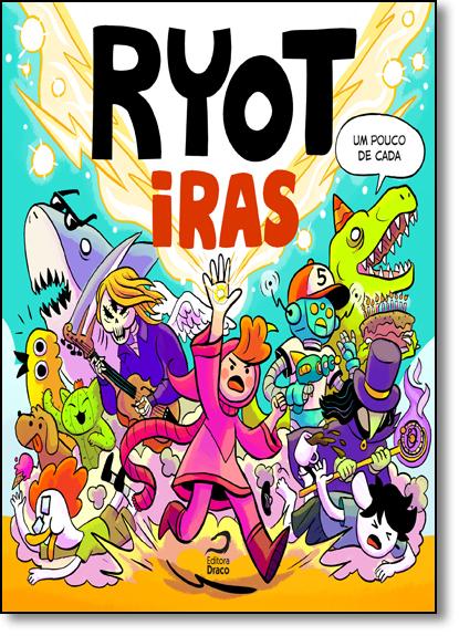 Ryotiras: Um Pouco de Cada, livro de Ryot
