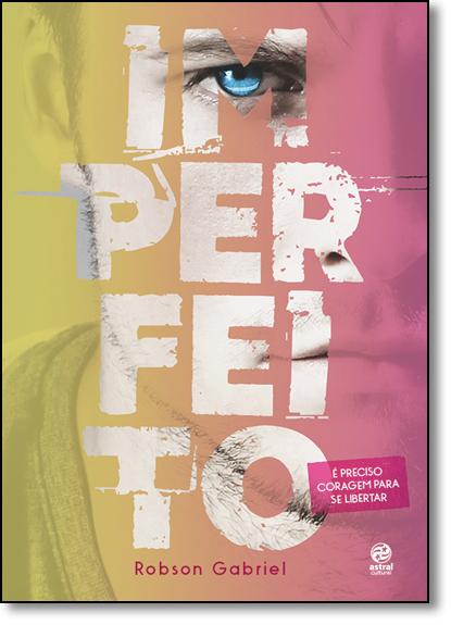 Imperfeito, livro de Robson Gabriel