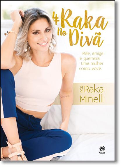 #Raka no Divã, livro de Raka Minelli