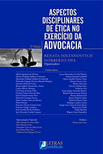 Aspectos Disciplinares de Ética no Exercício da Advocacia, livro de Renata Soltanovitch