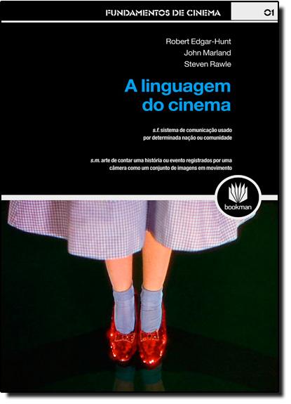 Linguagem Cinema, A, livro de Robert Edgar-Hunt