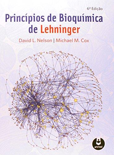 Princípios de Bioquímica de Lehninger, livro de David L. Nelson