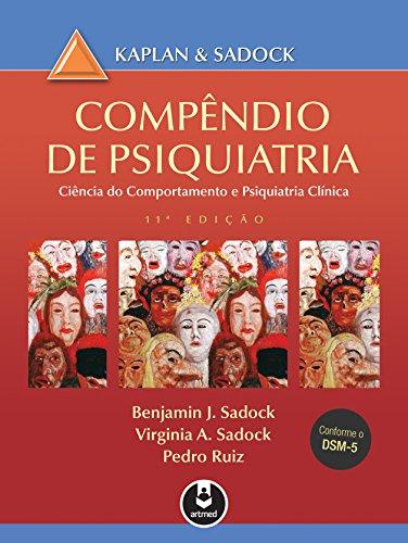 Compendio de Psiquiatria, livro de Benjamin Sadock