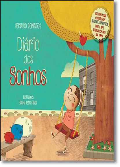 Diário dos Sonhos, livro de Reinaldo Domingos