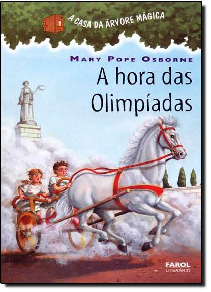 Hora das Olimpiadas, A - Vol.16, livro de Mary Pope Osborne