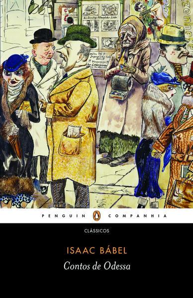Contos de Odessa, livro de Isaac Bábel
