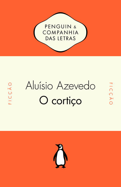O Cortiço, livro de Aluísio Azevedo