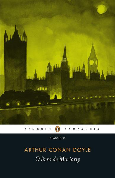 O Livro de Moriarty, livro de Arthur Conan Doyle