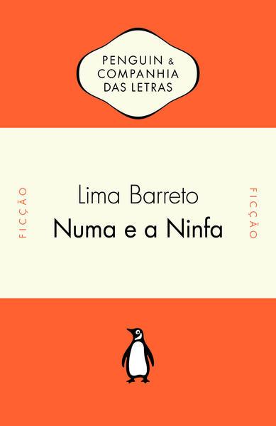 Numa e a Ninfa, livro de Lima Barreto