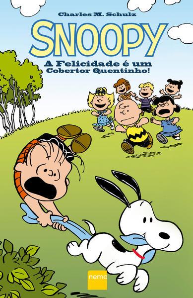 Snoopy: A Felicidade é um Cobertor Quentinho!, livro de Renée Salome