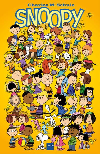 Snoopy - Vol.1, livro de Charles M. Schulz