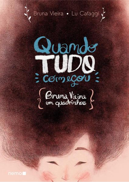 Quando Tudo Começou, livro de Bruna Vieira