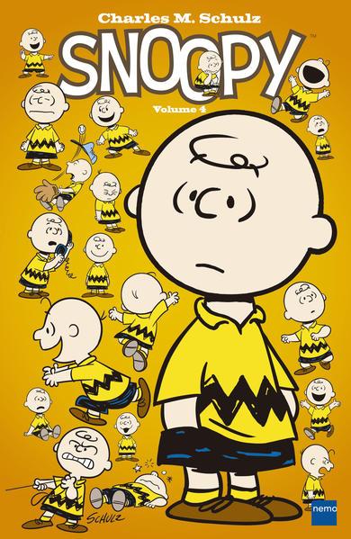 Snoopy - Vol.4, livro de Renée Salome