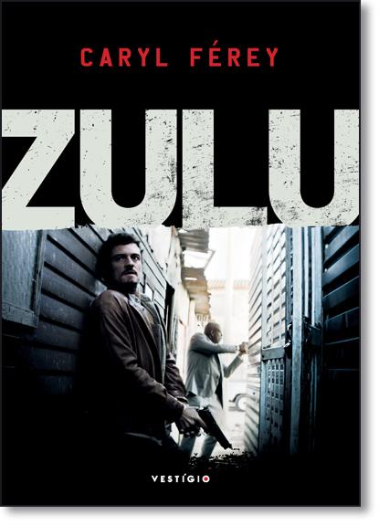 Zulu, livro de Caryl Férey