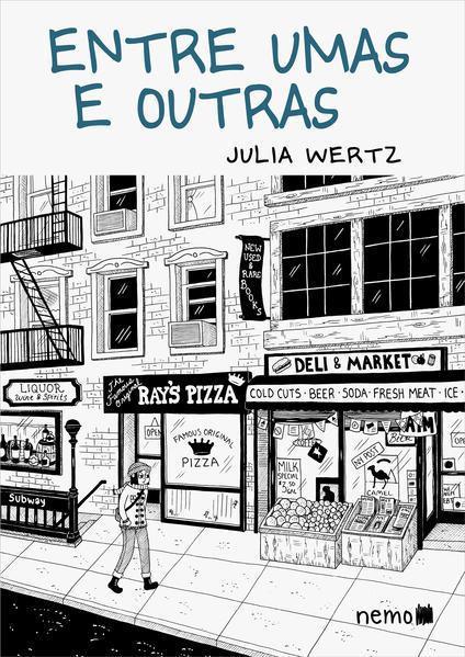 Entre Umas e Outras, livro de Julia Wertz