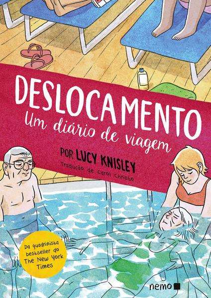 Deslocamento. Um Diário de Viagem, livro de Lucy Knisley