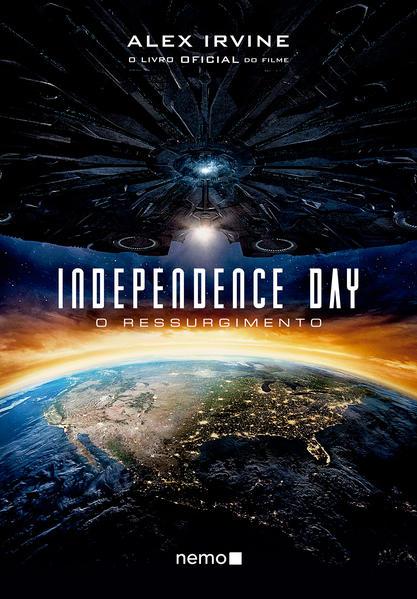 Independence Day: O Ressurgimento, livro de Alex Irvine