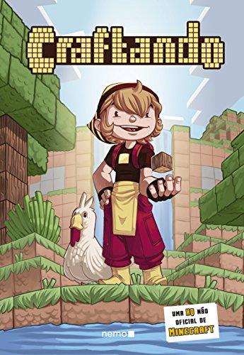 Craftando - Uma Aventura Não-oficial de Minecraft, livro de Alex Diochon