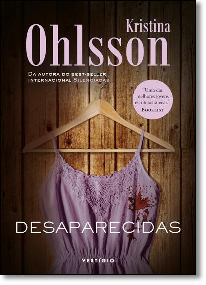 Desaparecidas, livro de Kristina Ohlsson