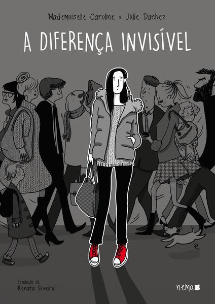 Diferença Invisível, A, livro de Julie Dachez