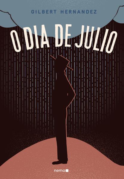 O dia de Julio, livro de Gilbert Hernandez, Jim Anotsu