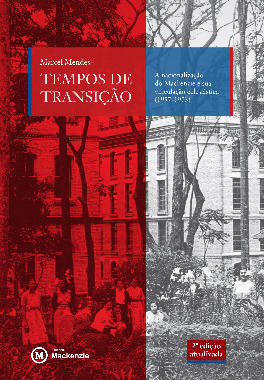 Tempos de transição, livro de Marcel Mendes