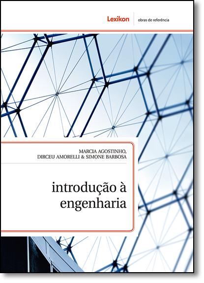 Introdução À Engenharia, livro de Marcia Agostinho