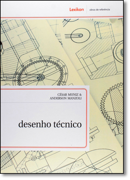 Desenho Técnico, livro de César Muniz