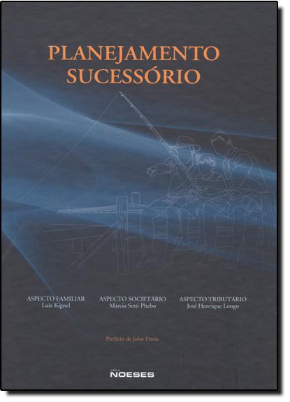 Planejamento Sucessório, livro de Luiz Kignel