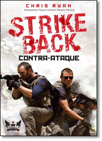 Strike Back: Contra-ataque, livro de Chris Ryan