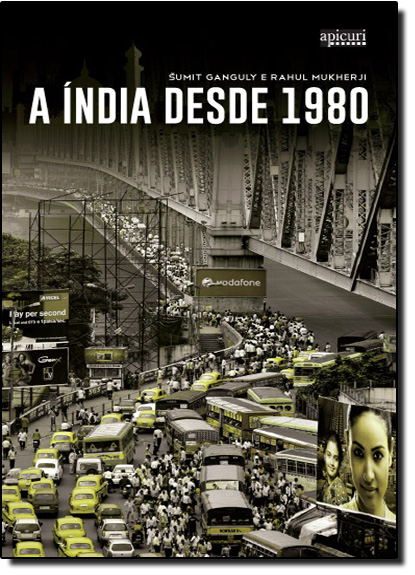 Índia Desde 1980, A, livro de Sumit Ganguly