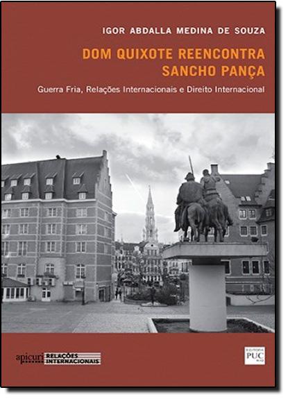 Dom Quixote Reencontra: Sancho Pança, livro de Igor Abdalla Medina de Souza