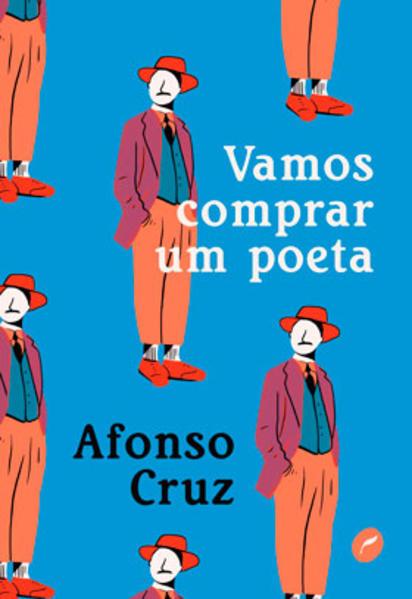 Vamos comprar um poeta, livro de Afonso Cruz