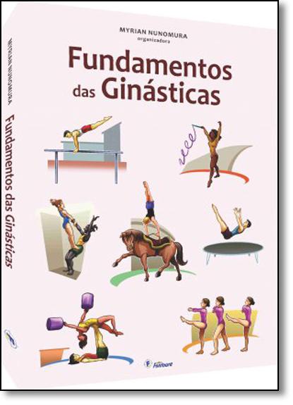 Fundamentos das Ginásticas, livro de Myrian Nunomura