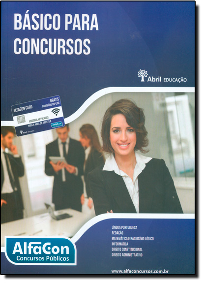 Básico Para Concursos, livro de Editora Abril