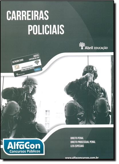 Carreiras Policiais, livro de Pablo Jamilk Flores