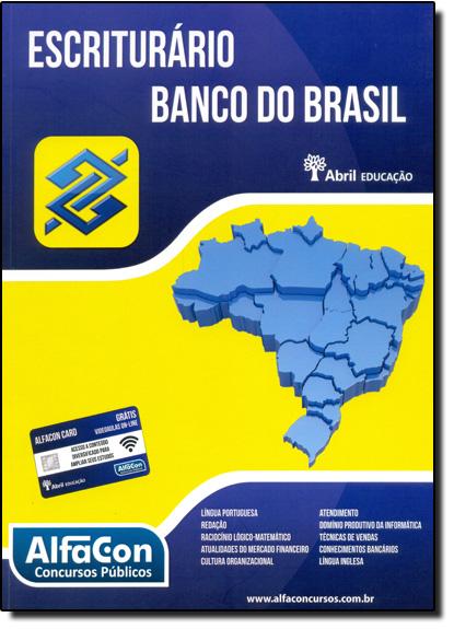 Escriturario do Banco do Brasil: Bb, livro de Diversos
