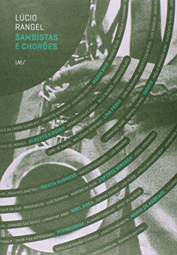 Sambistas e Chorões, livro de Lúcio Rangel