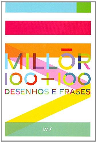 Millôr 100 Mais 100 Desenhos E Frases, livro de Millôr Fernandes