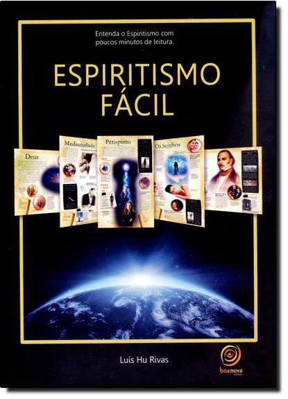 Espiritismo Fácil, livro de Luis Hu Rivas