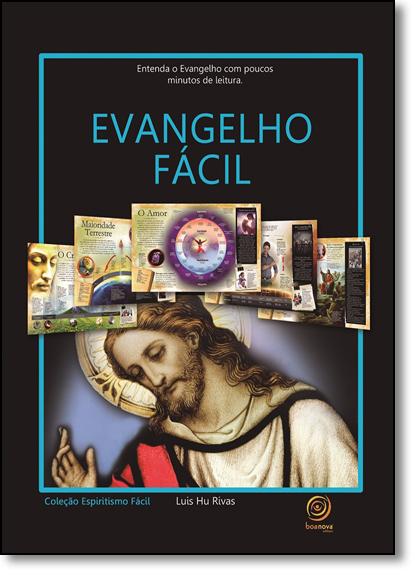 Evangelho Fácil, livro de Luis Hu Rivas