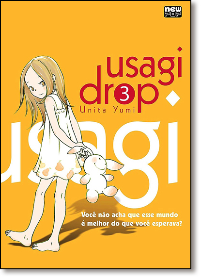 Usagi Drop - Vol.3, livro de Unita Yumi