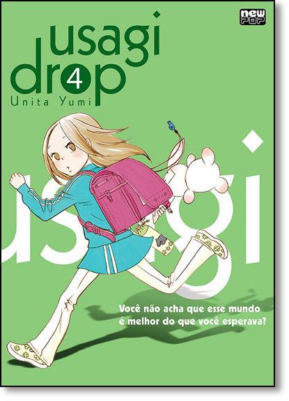 Usagi Drop - Vol.4, livro de Unita Yumi