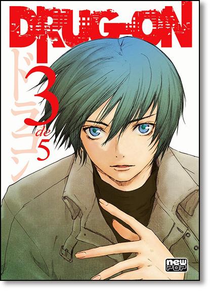 Drug-on - Vol.3, livro de Misaki Saito