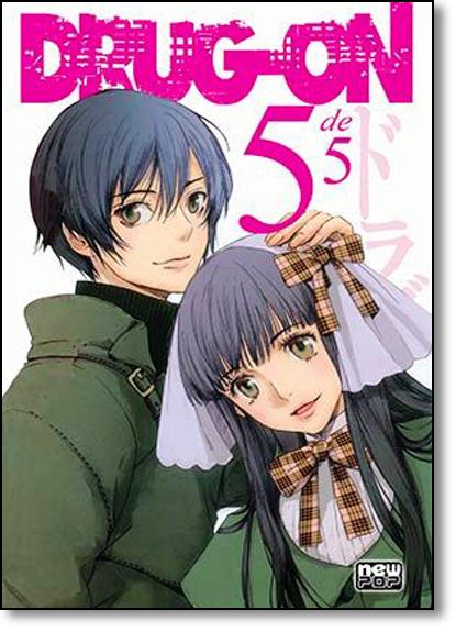 Drug-on - Vol.5, livro de Misaki Saito