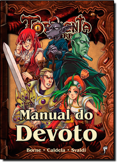 Manual do Devoto, livro de Jambô Editora