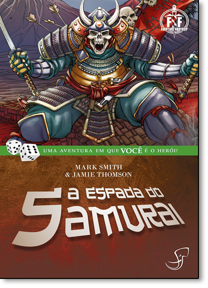 Espada do Samurai, A, livro de Mark Smith