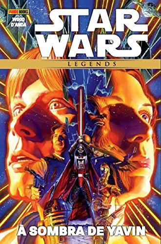 Star Wars Legends. À Sombra de Yavin, livro de Brian Wood