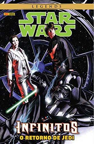 Star Wars Legends - Infinitos: o Retorno de Jedi, livro de Adam Gallardo